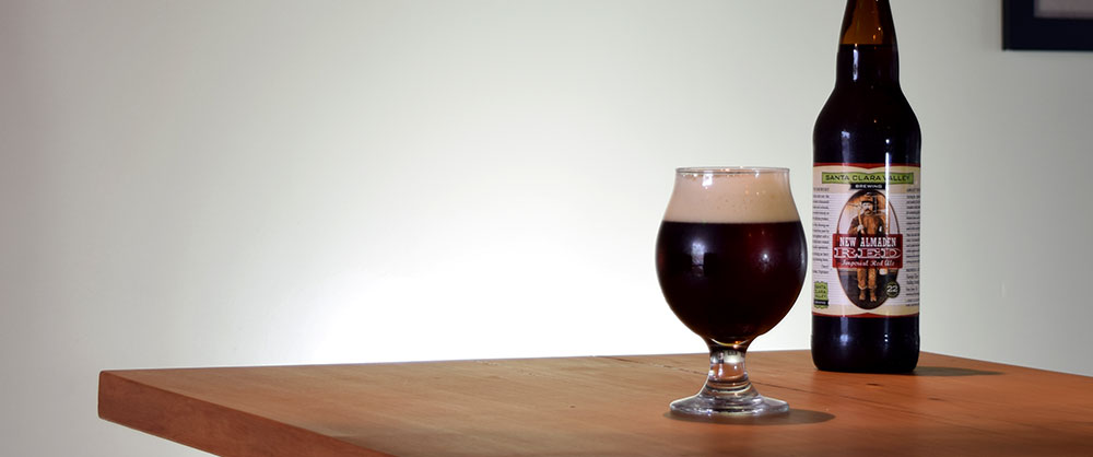 New Almaden Red Imperial Red Ale