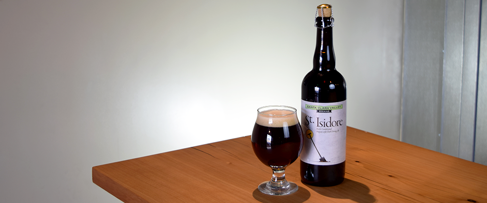 St. Isidore Belgian-style Dark Strong Ale